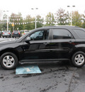 chevrolet equinox 2008 black suv ls gasoline 6 cylinders all whee drive automatic 07701