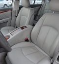 mercedes benz e500 2005 silver sedan 4matic awd gasoline 8 cylinders all whee drive automatic with overdrive 60546