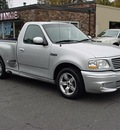ford f 150 svt lightning 2002 silver pickup truck gasoline 8 cylinders rear wheel drive automatic 06019