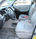 toyota highlander 2007 millennium silver suv gasoline 6 cylinders all whee drive automatic with overdrive 07701