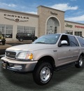 ford expedition 1998 tan suv xlt gasoline 8 cylinders 4 wheel drive automatic 60915
