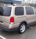 pontiac montana sv6 2005 beige van w 1sb pkg gasoline 6 cylinders front wheel drive automatic 46036