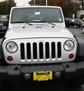 jeep wrangler unlimited 2009 silver suv rubicon gasoline 6 cylinders 4 wheel drive 6 speed manual 07730