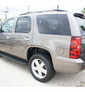 chevrolet tahoe 2012 brown suv lt flex fuel 8 cylinders 2 wheel drive 6 spd auto,elec cntlled t 77090