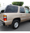gmc yukon 2005 beige suv fleet gasoline 8 cylinders rear wheel drive automatic 91761