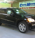mercedes benz gl class 2012 black suv gl350 bluetec diesel 6 cylinders all whee drive automatic 44883