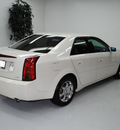 cadillac cts 2004 white sedan gasoline 6 cylinders rear wheel drive automatic 91731