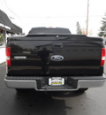 ford f 150 2005 black xlt gasoline 8 cylinders 4 wheel drive automatic 45005