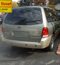 ford freestar 2004 green van limited gasoline 6 cylinders front wheel drive automatic 43560