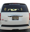 chrysler town country 2008 white van touring gasoline 6 cylinders front wheel drive automatic 60915
