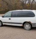 dodge grand caravan 1996 white van se gasoline v6 front wheel drive automatic 55318