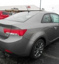 kia forte koup 2012 lt  gray coupe sx gasoline 4 cylinders front wheel drive not specified 43228