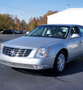 cadillac dts 2009 lt  gray sedan luxury 6 passenger gasoline 8 cylinders front wheel drive automatic 27330