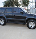 toyota 4runner 1997 black suv limited gasoline 6 cylinders rear wheel drive automatic 75228