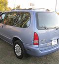 nissan quest 1996 blue van xe gasoline v6 front wheel drive automatic 77379