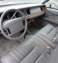 lincoln town car 1994 gray sedan krystal coaching limo gasoline v8 rear wheel drive automatic with overdrive 60546