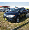ford edge 2008 black suv se gasoline 6 cylinders front wheel drive automatic with overdrive 07724