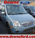ford transit connect 2012 blue van wagon xlt premium gasoline 4 cylinders front wheel drive automatic 08753