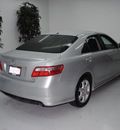 toyota camry 2009 silver sedan se v6 gasoline 6 cylinders front wheel drive automatic 91731