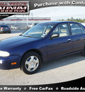nissan altima 1996 blue sedan gxe gasoline 4 cylinders front wheel drive automatic 77388