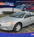 dodge stratus 2003 blue sedan se flex fuel 6 cylinders dohc front wheel drive automatic 34474