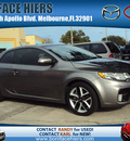 kia forte koup 2010 bronze coupe sx gasoline 4 cylinders front wheel drive automatic 32901