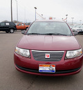 saturn ion 2006 chili pepper sedan 2 gasoline 4 cylinders front wheel drive automatic 80911