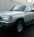 toyota 4runner 1996 pearl white suv sr5 gasoline 6 cylinders 4 wheel drive 98012