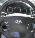 hyundai sonata 2009 silver sedan limited pzev gasoline 4 cylinders front wheel drive automatic 34788
