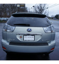 lexus rx 400h 2008 off white suv navigation gasoline 6 cylinders all whee drive cont  variable trans  07755