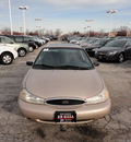 ford contour 1998 tan sedan gold edition gasoline 4 cylinders front wheel drive automatic with overdrive 60546