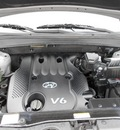 hyundai santa fe 2007 silver suv gasoline 6 cylinders front wheel drive not specified 43228