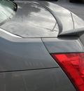 nissan maxima 2008 gray sedan se gasoline 6 cylinders front wheel drive automatic 33884