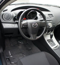 mazda mazda3 2011 blue sedan i sport gasoline 4 cylinders front wheel drive automatic 98371
