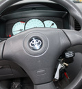 toyota corolla 2004 lunar mist sedan le gasoline 4 cylinders front wheel drive automatic with overdrive 07701