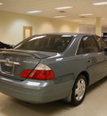 toyota avalon 2004 green sedan xls gasoline 6 cylinders front wheel drive automatic 27707
