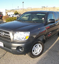 toyota tacoma 2009 gray gasoline 4 cylinders 2 wheel drive automatic 81212