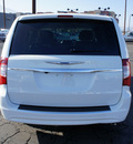 chrysler town and country 2012 white van touring flex fuel 6 cylinders front wheel drive automatic 80301