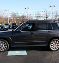mercedes benz glk class 2010 steel grey suv glk350 4matic gasoline 6 cylinders all whee drive automatic 07701