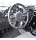 jeep wrangler 2007 dk  blue suv rubicon gasoline 6 cylinders 4 wheel drive 6 speed manual 77065