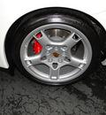porsche 911 2008 white carrera 4s gasoline 6 cylinders 6 speed manual 98226