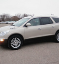 buick enclave 2009 gold suv cxl gasoline 6 cylinders front wheel drive automatic 55318