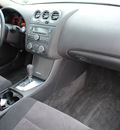 nissan altima 2009 silver sedan 2 5 s gasoline 4 cylinders front wheel drive automatic 75228