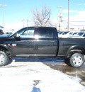 ram ram pickup 2500 2012 black clear coat outdoorsman diesel 6 cylinders 4 wheel drive automatic 80301