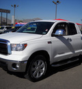toyota tundra 2010 white grade flex fuel 8 cylinders 4 wheel drive automatic 79925