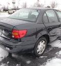 saturn sl1 2002 dark gray sedan gasoline 4 cylinders front wheel drive automatic 14221