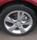 chevrolet malibu 2011 red sedan lt gasoline 4 cylinders front wheel drive autostick 62863