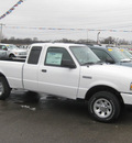ford ranger 2011 white xlt gasoline 6 cylinders 2 wheel drive 5 speed automatic 62863