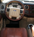 ford f 250 super duty 2008 black king ranch diesel 8 cylinders 4 wheel drive automatic 76108