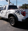 ford f 150 2010 white svt raptor gasoline 8 cylinders 4 wheel drive automatic 32401